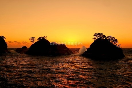 堂ヶ島 日本 静岡県 西伊豆町の写真素材 [FYI03419099]