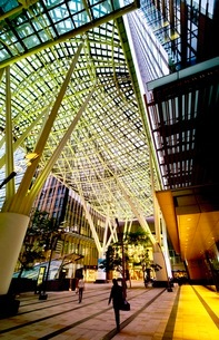 東京ミッドタウンガーデン 日本 東京都 港区の写真素材 [FYI03419110]