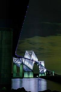 東京ゲートブリッジ 日本 東京都 江東区の写真素材 [FYI03419122]