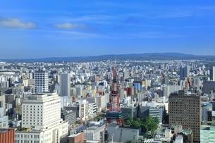 札幌市街 の写真素材 [FYI03419349]