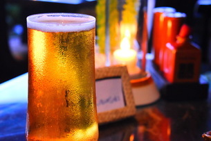 ビールの写真素材 [FYI03419394]