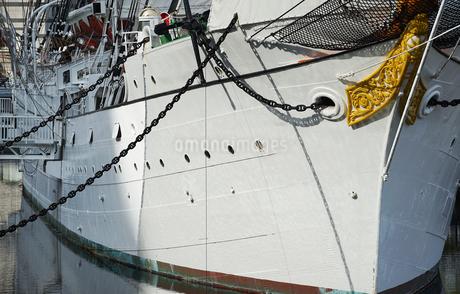 帆船の船首の写真素材 [FYI03419723]