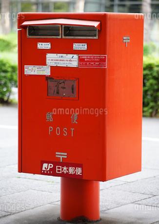 郵便ポストの写真素材 [FYI03419724]