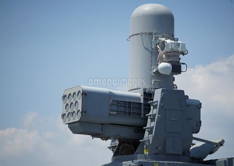 近接防空ミサイルの写真素材 [FYI03419743]
