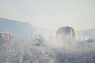 気球の写真素材 [FYI03420381]