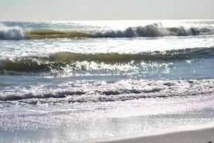 冬の海の写真素材 [FYI03420560]