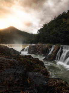 waterfallの写真素材 [FYI03420601]