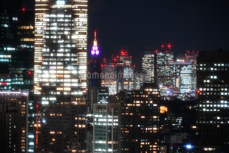 シーサイドトップ(世界貿易センタービルの展望台)からの風景の写真素材 [FYI03420646]