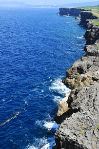 沖縄 残波岬の写真素材 [FYI03420710]