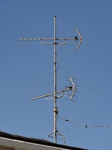 テレビアンテナの写真素材 [FYI03420731]