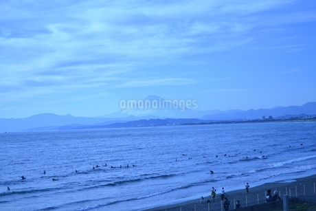 富士山の写真素材 [FYI03420989]