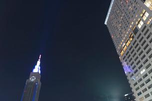 新宿の夜景の写真素材 [FYI03421093]
