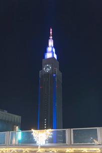 新宿のイルミネーションの写真素材 [FYI03421094]