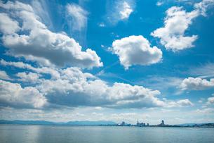 福岡市街1の写真素材 [FYI03421162]