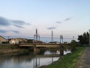 鉄橋の写真素材 [FYI03421712]