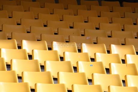 サンパウロの競技場内の観覧席の写真素材 [FYI03421927]
