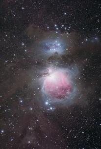 オリオン大星雲の写真素材 [FYI03422250]