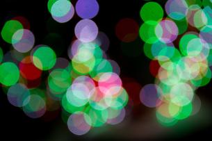 光の輪 イルミネーションの写真素材 [FYI03422323]