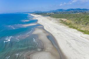 日本三大砂丘 吹上浜の写真素材 [FYI03422547]