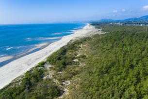 日本三大砂丘 吹上浜の写真素材 [FYI03422548]