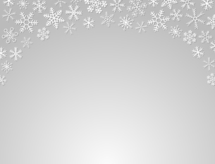 雪の結晶 スノーフレークの背景素材のイラスト素材 [FYI03422641]