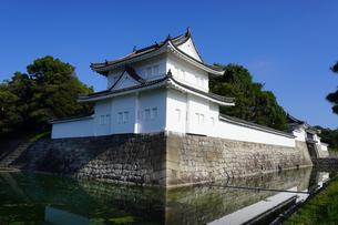 京都 二条城(元離宮二条城)東南隅櫓の写真素材 [FYI03422808]