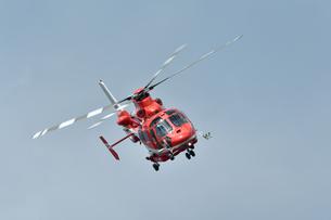 消防ヘリコプターの写真素材 [FYI03423184]