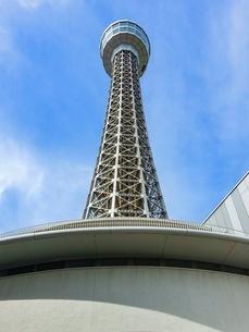 横浜マリンタワーの写真素材 [FYI03423482]