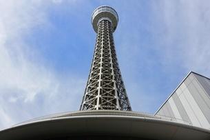 横浜マリンタワーの写真素材 [FYI03423483]