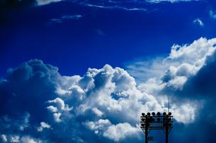 入道雲の写真素材 [FYI03423704]