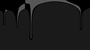 Black liquid on black backgroundのイラスト素材 [FYI03423980]