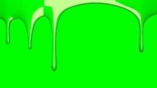 Green liquid on green backgroundのイラスト素材 [FYI03424004]