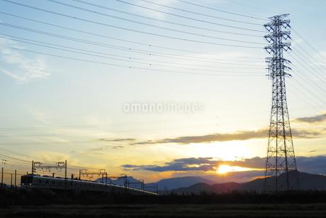 小田急8000形の写真素材 [FYI03424756]