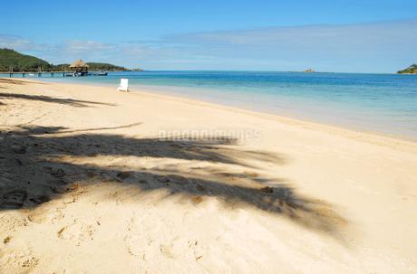 フィジー 海岸 イメージ 背景の写真素材 [FYI03425276]