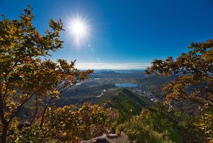 播磨アルプス 日本 兵庫県 加古川市 高砂市の写真素材 [FYI03425420]