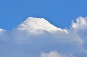 積雲の写真素材 [FYI03425649]