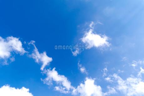 青空 光の写真素材 [FYI03425981]
