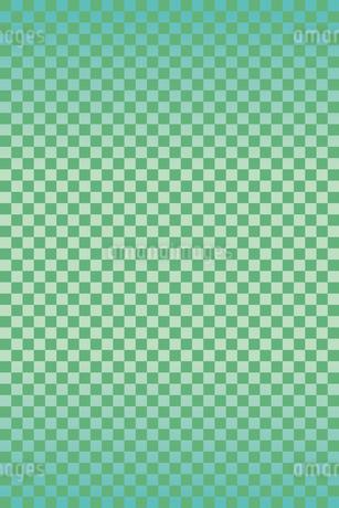 チェック 緑 金のイラスト素材 [FYI03425987]