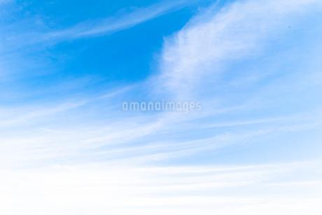 青空 雲の写真素材 [FYI03425992]