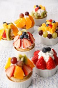カップケーキの写真素材 [FYI03426086]