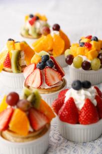 カップケーキの写真素材 [FYI03426088]