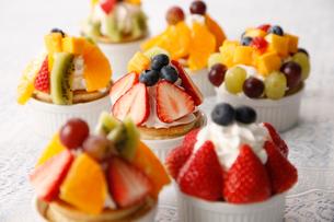 カップケーキの写真素材 [FYI03426089]