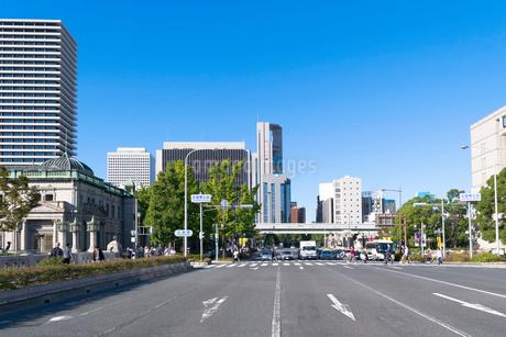 都会 淀屋橋の写真素材 [FYI03426286]