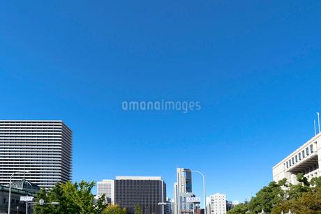 都市 ビル群の写真素材 [FYI03426292]