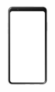 スマートフォンのイラスト素材 [FYI03426359]