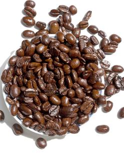コーヒー豆 アラビカ種 焙煎の写真素材 [FYI03427081]