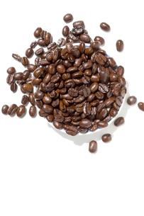 コーヒー豆 アラビカ種 焙煎の写真素材 [FYI03427083]