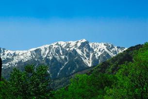 山脈の写真素材 [FYI03427093]