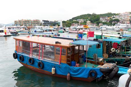 香港 西貢 サイコンの写真素材 [FYI03427112]