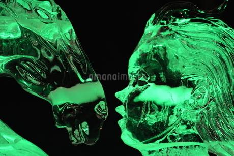 氷像の写真素材 [FYI03427766]
